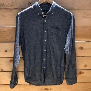 American Eagle cotton/linen 55/45%
